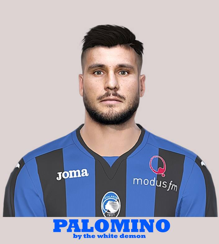 PES 2018 Palomino face By The White Demon