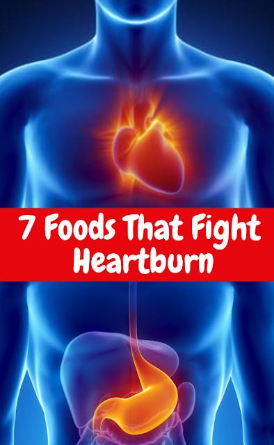 Foods to Avoid Heartburn