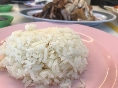 Selera Restaurant, chicken rice