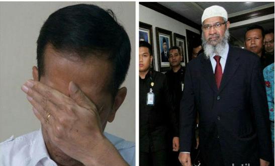 Zakir Naik Doakan Indonesia Diberi Pemimpin yang Baik dan Dekat dengan Al Quran