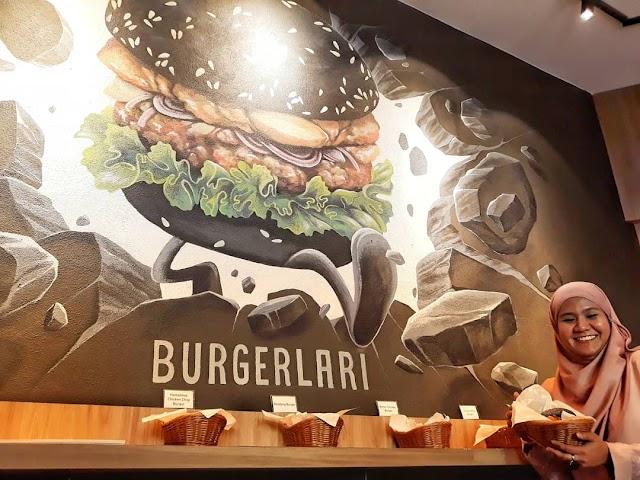Burgerlari : Halal, Premium Malaysian Taste Burger.