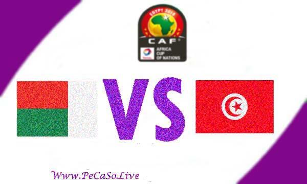 مشاهدة مباراة تونس ومدغشقر بث مباشر 11-7-2019 Tunisia vs Madagascar Live