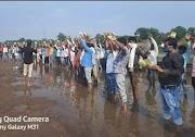 जिले में फिर जोर पकड़ रहा है वैध - अवैध खनन का मुद्दा, जनजागरण और दहशतगर्दी का अभियान भी जारी !