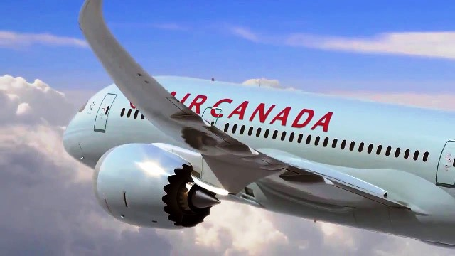 الخطوط الجوية الكندية طيران أو إير كندا Air Canada
