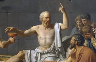Σωκράτης : H περιγραφή της Γής από ψηλά