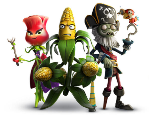 Plants Vs Zombies Garden Warfare 2 Pc Multilenguaje Deluxe Edition Torrent Descargar Gratis