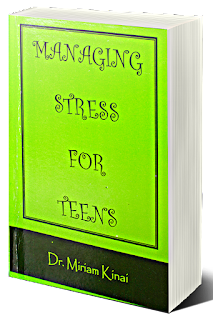 Christian Teenage Stress Management Book: Managing Stress for Teens