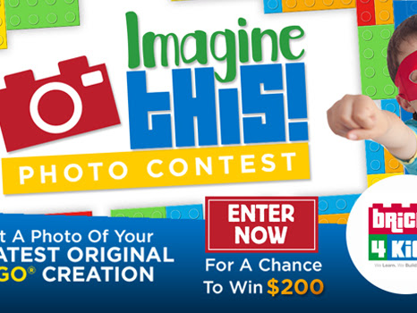 Bricks 4 Kidz Imagine This Contest!