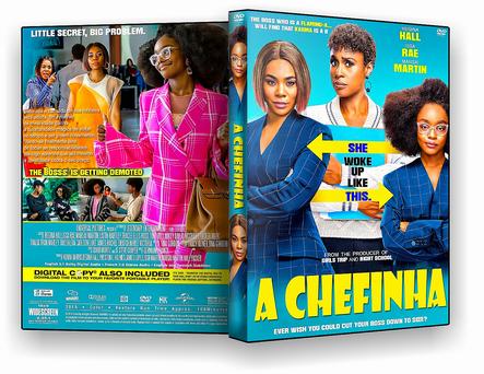 DVD A Chefinha 2019 - ISO