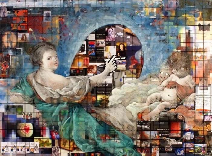 Новый способ видения. Nathaniel St. Amour