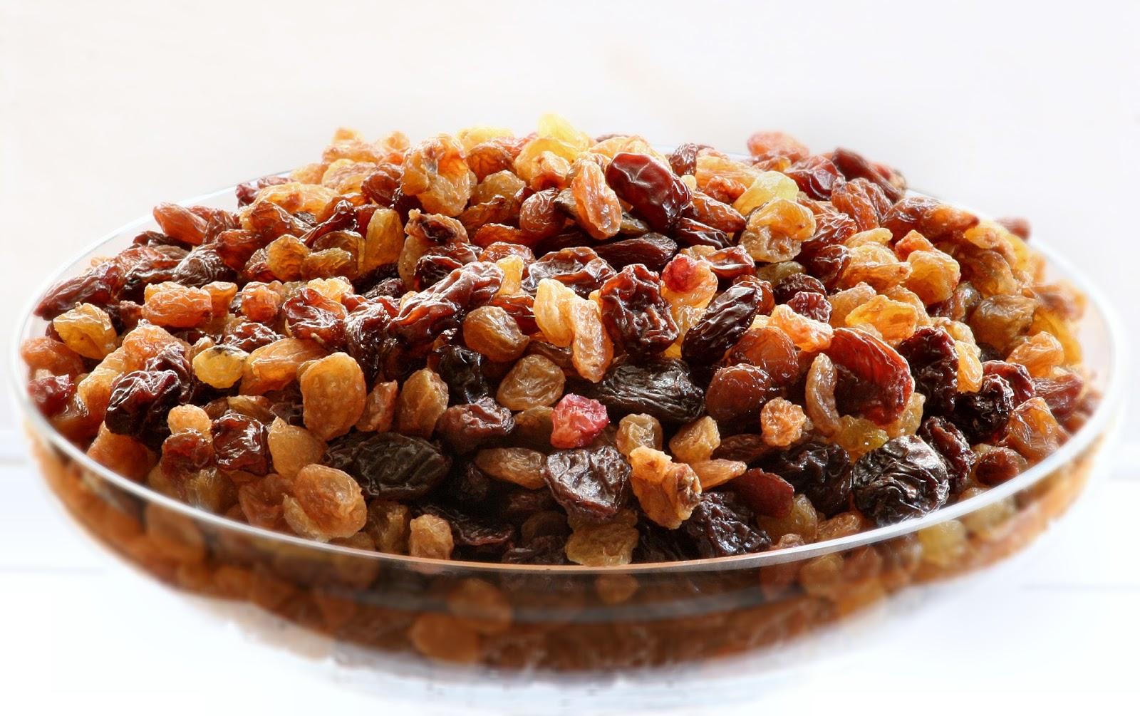 Farklı çeşitlerdeki üzümlerde kaç kalori var