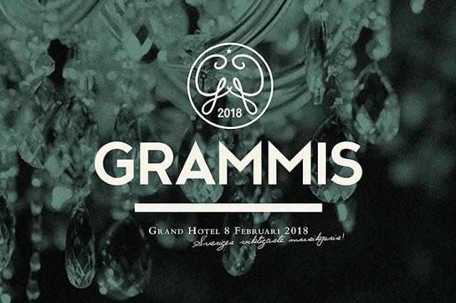 Grammis Sverige 2018