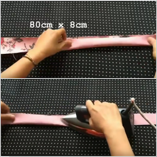 Cara Membuat Tas Unik Dan Cantik Dari Kain Perca Sederhana Besarta Gambarnya