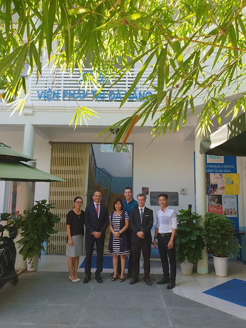Thông tin Viện Pháp tại Đà Nẵng - Institut Francais à Danang