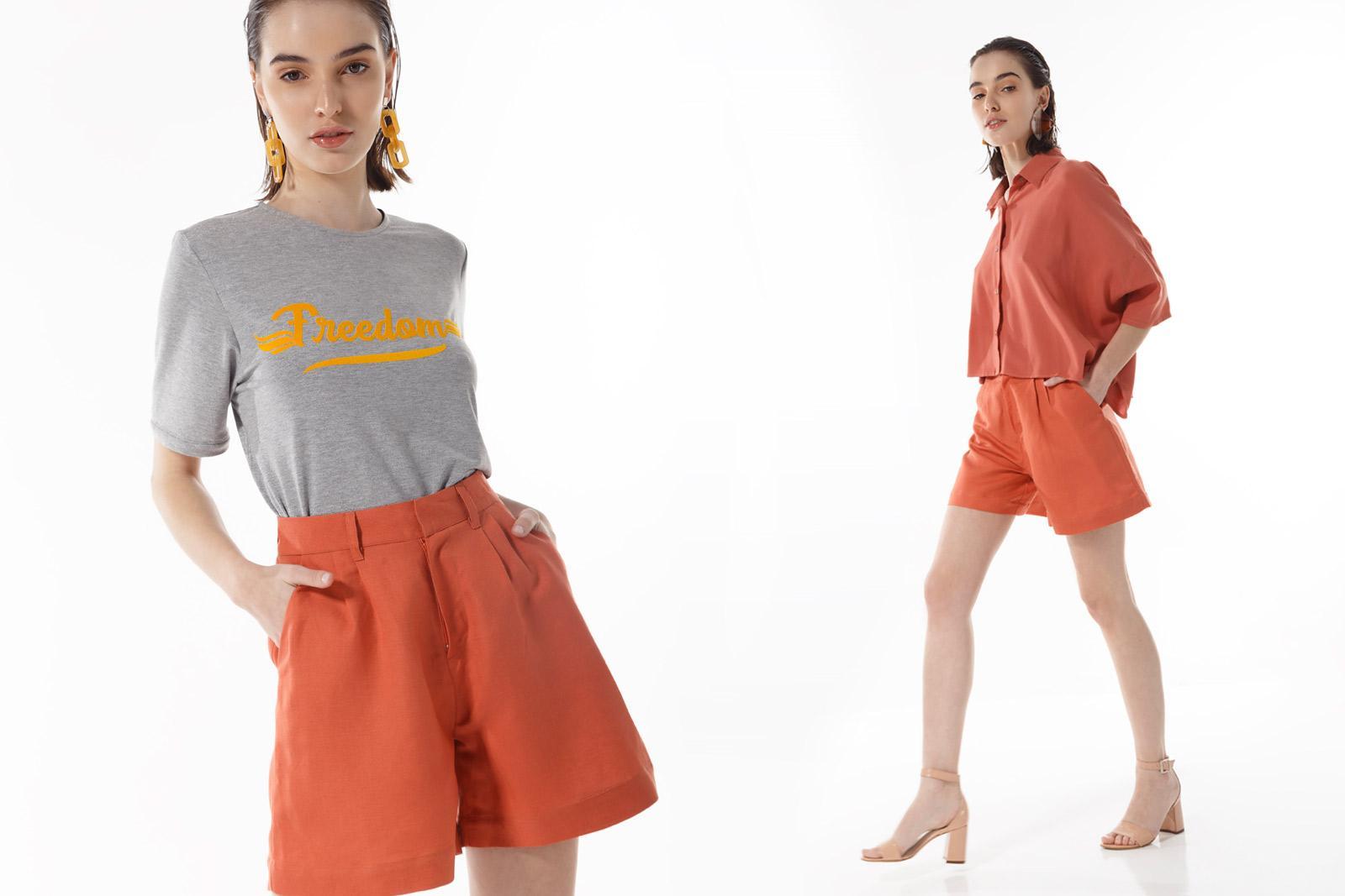 Ropa de mujer 2020. Ropa casual urbana verano 2020 shorts, camisas, vestidos casuales 2020.
