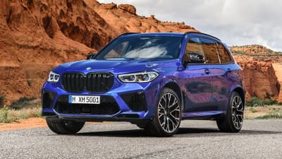 Photo BMW X5 M Competition 2020