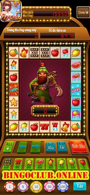 Game máy trái cây