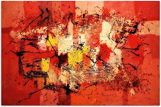 Juan Del Prete (Itália) - Abstracción, 1959