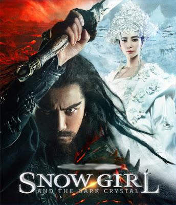 Snow Girl and the Dark Crystal 2015 Dual Audio Hindi 720p BluRay 1GB