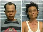 Pasar Gambir Tebingtinggi Rawan Pencurian, Polisi Tangkap 2 Maling Ini