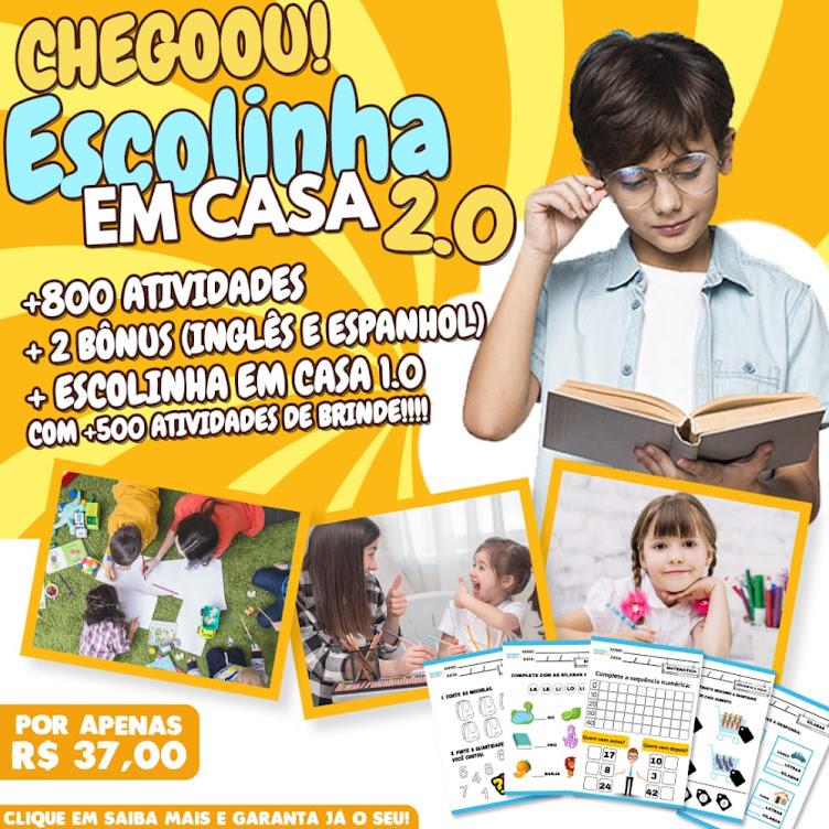 ESCOLINHA EM CASA 2.0