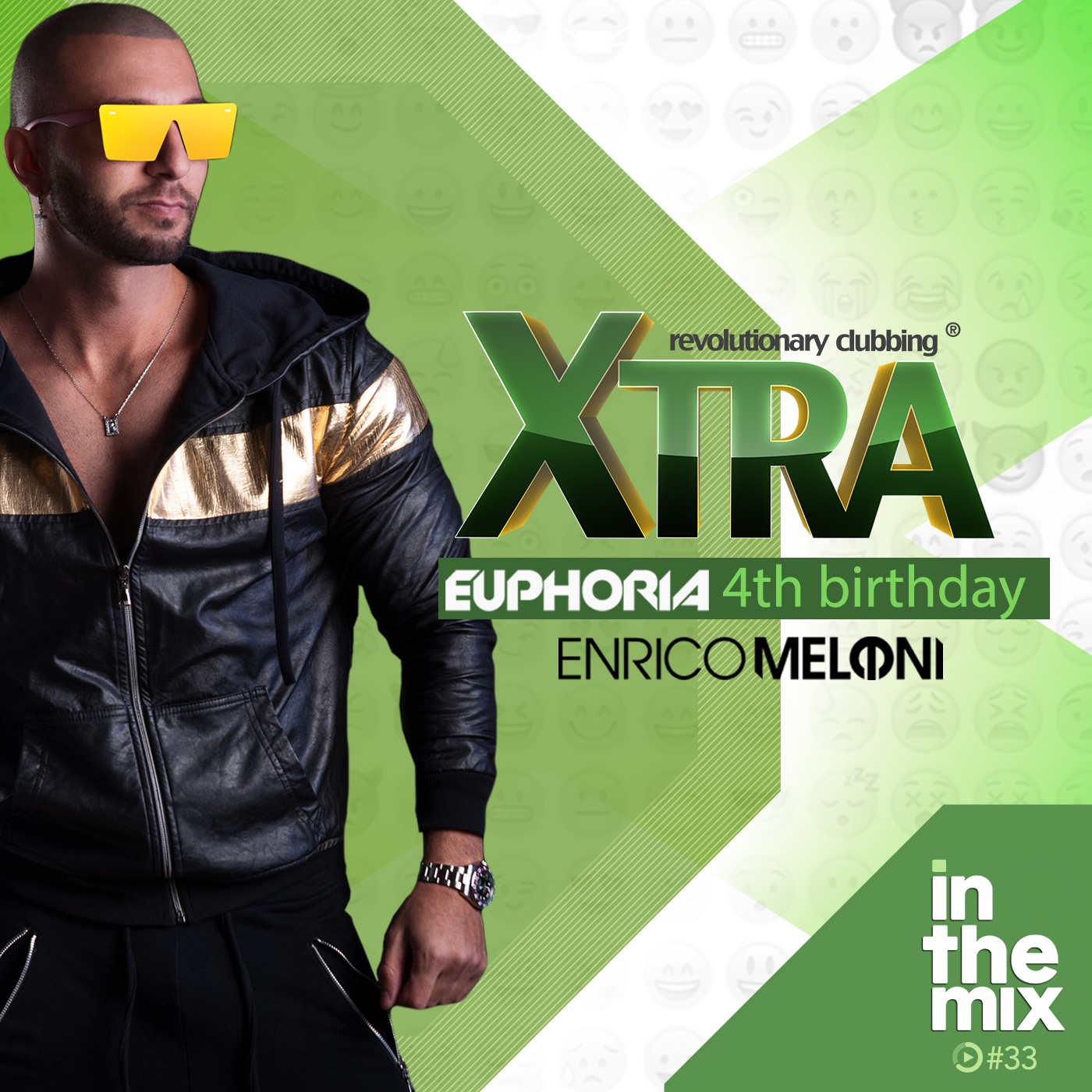 ENRICO MELONI - XTRA EUPHORIA (In The Mix #033 2K18)