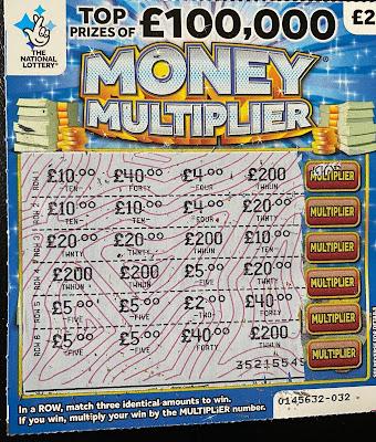 £2 Money Multiplier