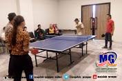 Semarak Hut RI Ke 74, Hotel Meotel Jember Gelar Turnamen Tenis Meja