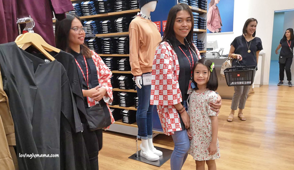 Uniqlo PH - Uniqlo Bacolod - LifeWear - Ayala Malls Capitol Central - family fashion - family travel - kidswear - menswear - winter clothing - ladies wear - dresses - Bacolod family - Bacolod blogger - Bacolod mommy blogger - Shane - Uniqlo LifeWear - kimono