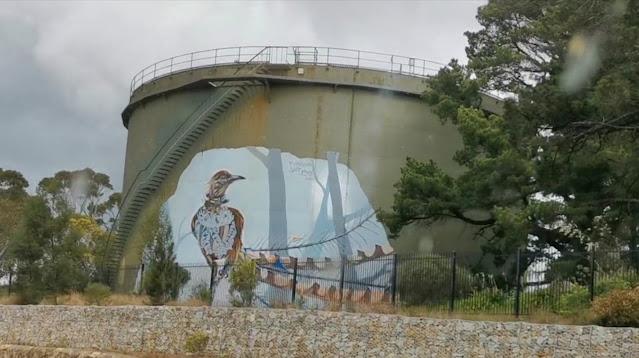 Wentworth Painted Water Tank   Scott Nagy & Krimsone