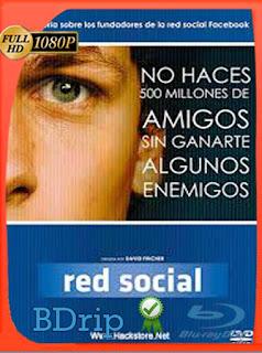 La Red Social (2010) BDRIP1080pLatino [GoogleDrive] SilvestreHD