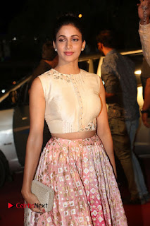 Actress Lavanya Tripati Stills in Beautiful Dress at Gemini TV Puraskaralu 2016 Event  0031.JPG