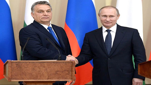 Perdana Menteri Viktor Orban dan Presiden Rusia Vladimir Putin berjanji untuk membantu orang Kristen Timur Tengah yang teraniaya