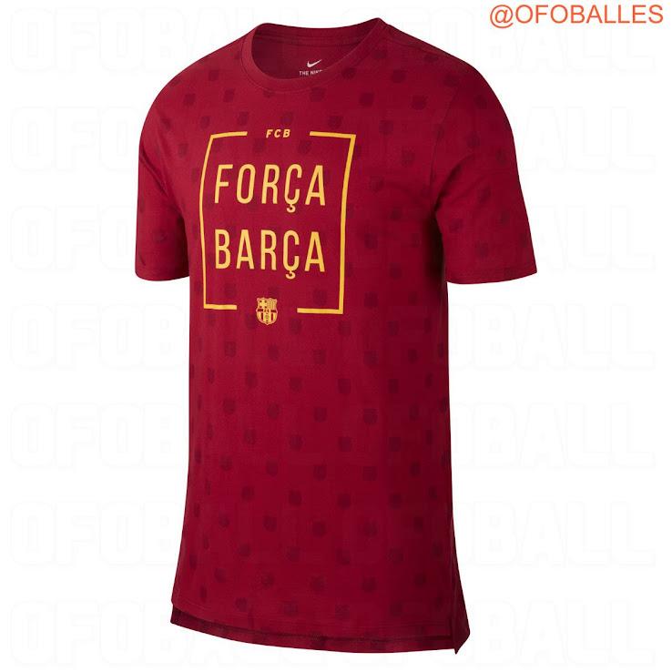 4caaad675 ... NIKE PERFORMANCE FC BARCELONA - T-shirt ... 1 of 2