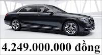 Giá xe Mercedes S450 L 2019