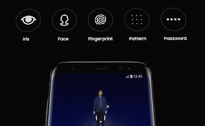Galaxy S8 Advanced Settings