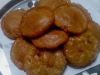 Resep Kue Cucur Gula Merah Sederhana