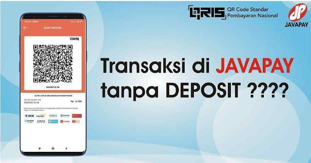 Cara Transaksi Pulsa Tanpa deposit di Java Pulsa