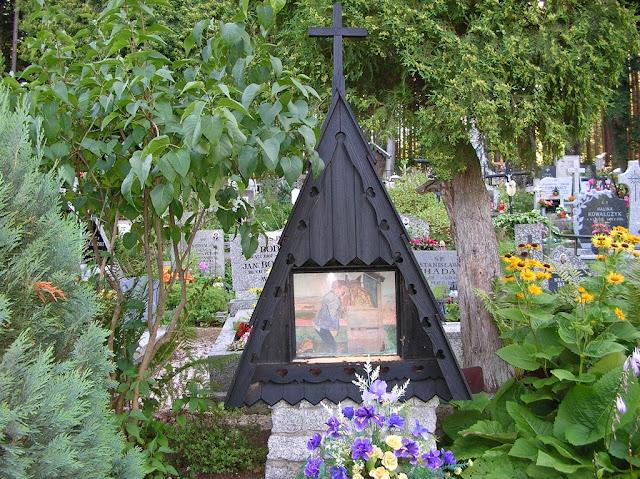 cmentarz, Karkonosze