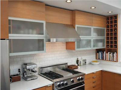 New Modern Corner Kitchen Design Ideas 2018