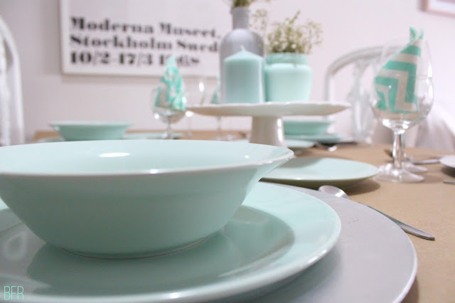 decoración mesa