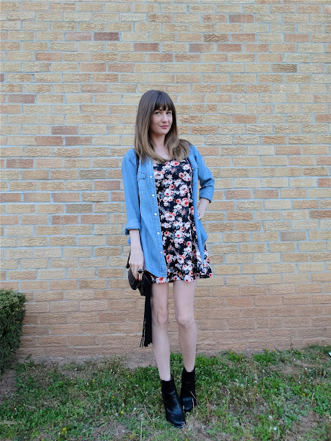 90s style, as worn by NJ Fashion Blogger Jen Jeffery of House Of Jeffers