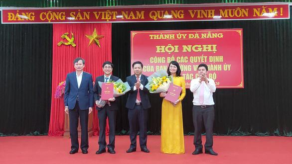 Điều động công tác Cán bộ Đảng ủy Thành phố Đà Nẵng