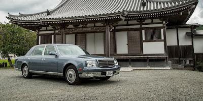 Gambar Toyota Century Mobil Terbaik Dunia