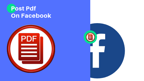 How Do I Post A Pdf On Facebook<br/>