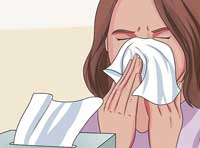 اعراض كورونا الاولية