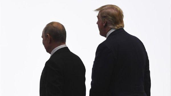 Trump y Putin hablan por teléfono sobre economía y Covid-19