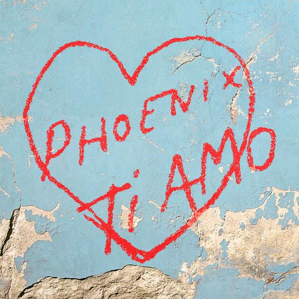 Phoenix - Ti Amo Cover