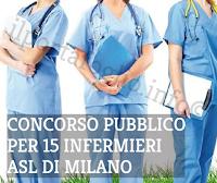 bando di concorso per infermieri a milano