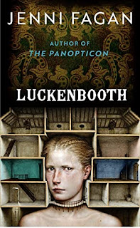 Wyrd Britain Reviews Luckenbooth by Jenni Fagan.